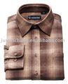 mais recente projeto da camisa casual para homens camisas clericais