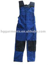 Work Overalls/Workwear Safety Bibpants