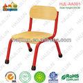 Ambiental pré-escolar cadeira de madeira, crianças funiture