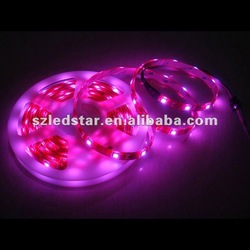 Beautiful ! 5050 30pcs IP63 pink led strip light