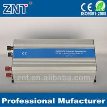 4000 watt DC to AC energy power inverter for solar panel