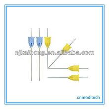 disposable dental needle 25G-30G long or short needle