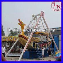 Super Funny!! Attractive Used Amusement Rides: Pirate Ship