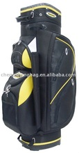 PU leather cart Golf bag