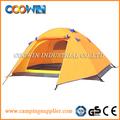 Camping mochilero tienda de campaña para dos personas