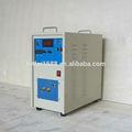 Baixo preço! Vendas quentes! Zg-hf15 15kw alta freqüência portátil de aquecimento por indução da máquina