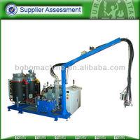 High configuration polyurethane foam insulation injecting machine