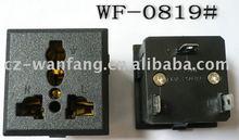 universal electric socket