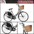 Xr-l2616 26 pulgadas 6 velocidad nuevo estilo popular de aluminio de aleación de bici de la ciudad