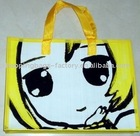 recyclable PP woven shopping and promotion bag