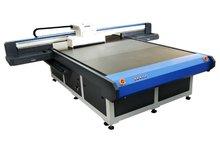 2mx3m UV Flat bed Printer For Glass, wood, tiles, PVC etc. printing
