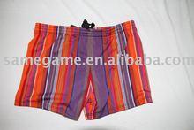Men's swimming trunk, Fashion swimshort, 82% nylon, 18% elastane