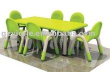 children furniture table ror 6 people study desk
