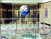 FUTURE Transparent Holographic Film / Rear Projection Film/ Holographic Transparent Foil For Advertising