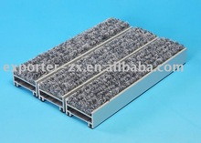 Aluminum Dust Carpet