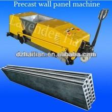 Precast concrete lightweight wall panel Equipment