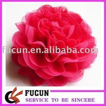 fashion handmade fabric brooch flower