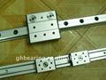 Aço guia Linear bola SG15-4
