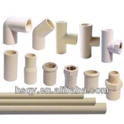 Large Diameter Plastic PVC Fittings