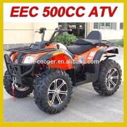 EEC 500CC ATV 4X4