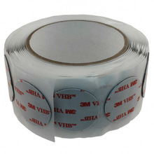 3M VHB 4941 double sided adhesive tape,grey color