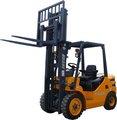 2-3.5t 3m 2 mât triplex chariot élévateur diesel, yanmar moteur diesel 4tne98