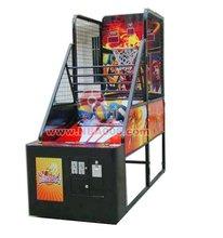 street basketball machine/crazy basketball shooting