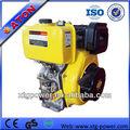 Aton 10 ar hp - refrigerado vertical único cilindro do motor diesel