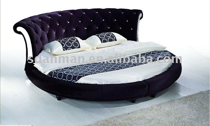Slaapkamer Rond Bed : Round Bed