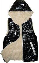 Black Waist Fur Coat Rabbit Wholesale 2013