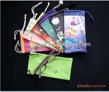 microfiber jewel mobile mp3 sunglasses glasses pouch