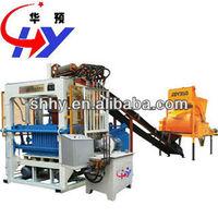HY-QT4-25 hand press brick making machine