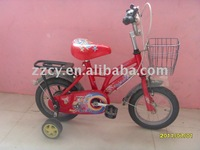 Africa popular 12inch child bike/cheap kids bicycle with 4 wheels