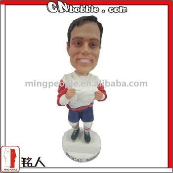 personlized Hockey sports bobble head