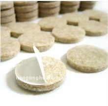 self-adhesive felt pad for furniture legs