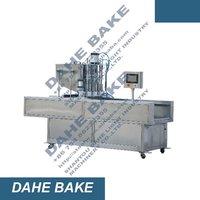 Cup Cake Machine Forming Machine CAF-7 Cake Shaper