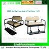B2-14-2 hot Golf Cart Rear Seat Kit,:2N1 flip Seat Kit for brand golf carts