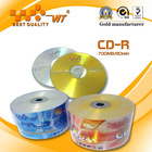 Blank cd r 52X 50pcs/shrink wrap Only factory in GZ!!