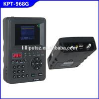 3.5 inch dvb-s satellite finder KPT-968G digital satellite finder meter