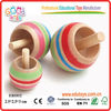 Wooden Peg-top Gift For Child
