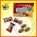 Popular de áfrica de chocolate con leche centro! Caramelos de toffee/bombones/dulces de chocolate con leche de llenado
