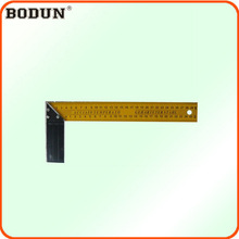 G6014A Yellow Steel Try Angle ruler