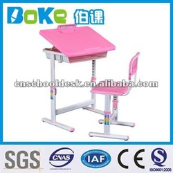 BOKE-01adjustable desk and chair