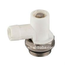 Air Vent Valve Nickel Plastic Vent