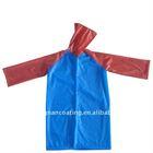 Waterproof bike raincoat poncho