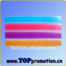 hot sales fashion transparent pp stationery ruler