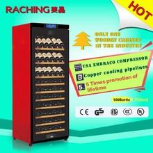 2014 Vintage furniture, wooden wine refrigerators /coolers cabinet W330A