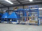 SBS/APP self-adhesive modified bitumen waterproofing membrane prduction line