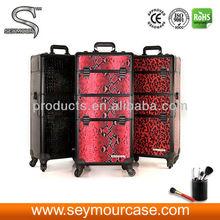 Aluminum trolley Case Luggage Case