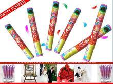 Celebration party popper confettis
